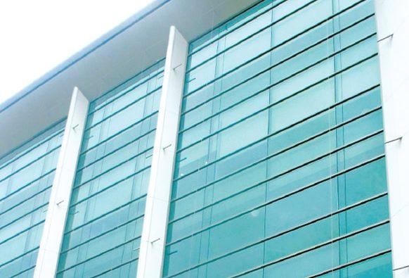 Sistema de Muro Cortina, fachada de vidrio, fachada de cristal, muro de cristal | EUROVEN